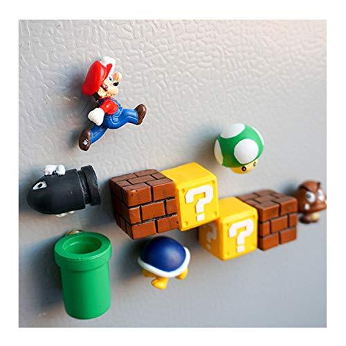 Labeol 10 Pcs Super Mario Kühlschrank...