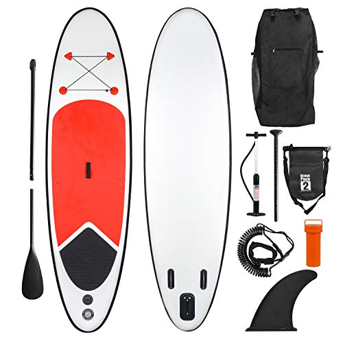 Ribelli SUP Board Stand Up Paddle Surf-Board...