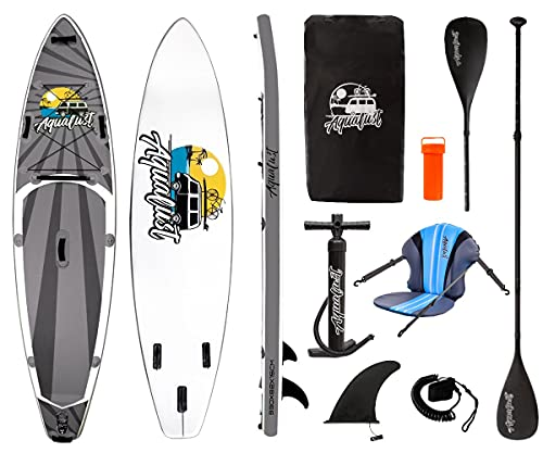 AQUALUST 10'8' Cruiser SUP Board Stand Up...