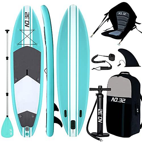 Aufblasbares SUP Board für Stand Up Paddle...
