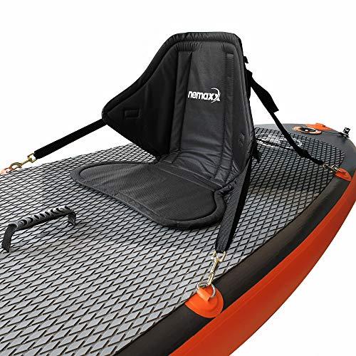 Nemaxx Komfort Sitz für SUP mit Sitz- und...