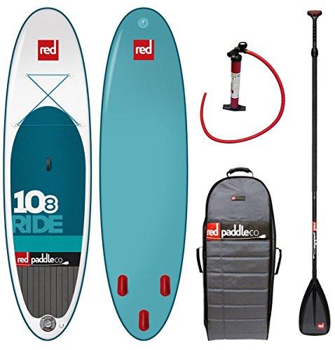 Red Paddle Set 10.8' inkl. Paddel...