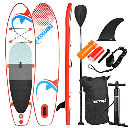 Nemaxx PB305 Stand up Paddle Board...