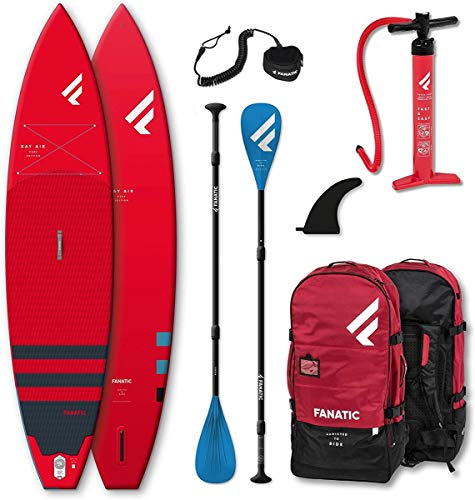 Fanatic Ray Air Touring SUP Set Fly Air iSUP...