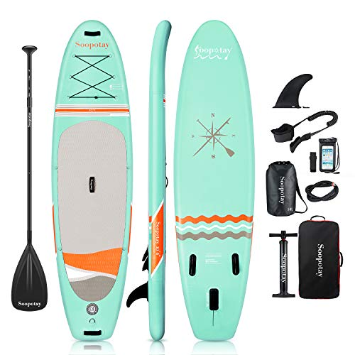 Aufblasbares SUP Board, Stand-up Paddle...