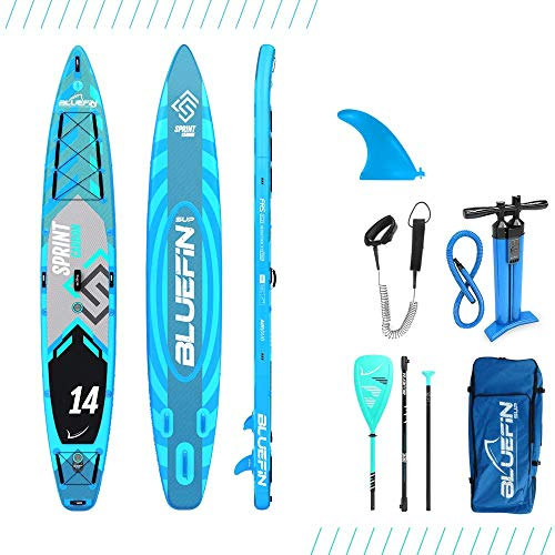 Bluefin SUP 14′ Sprint Carbon Stand Up...