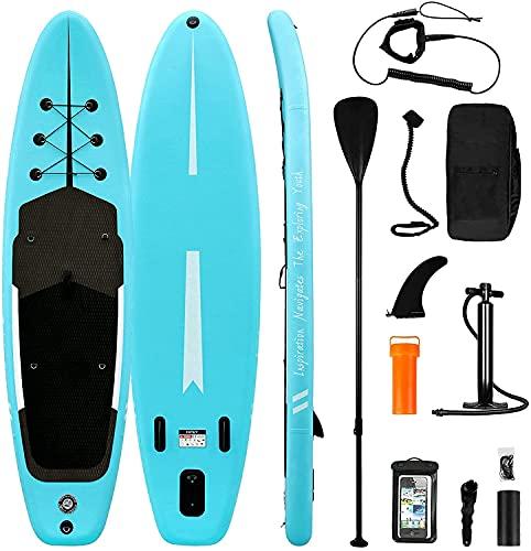 SUP Aufblasbares Stand Up Paddle Board für...