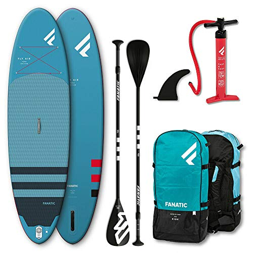 Fanatic Fly Air Pure Inflatable SUP 10.4...