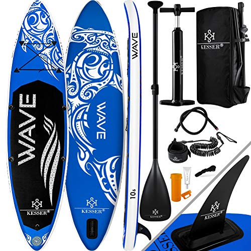 KESSER® Aufblasbare SUP Board Set Stand Up...