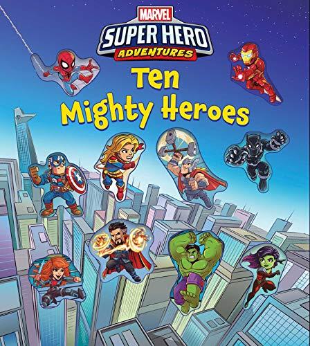 Marvel's Super Hero Adventures: Ten Mighty...